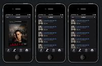 PodRadio IPhone And IOS App UI Design Templates