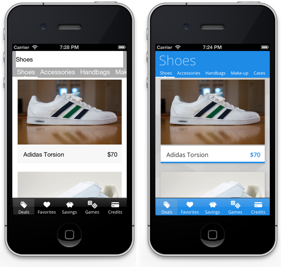 Styling Your App Using Pixate Iphone And Ios App Ui