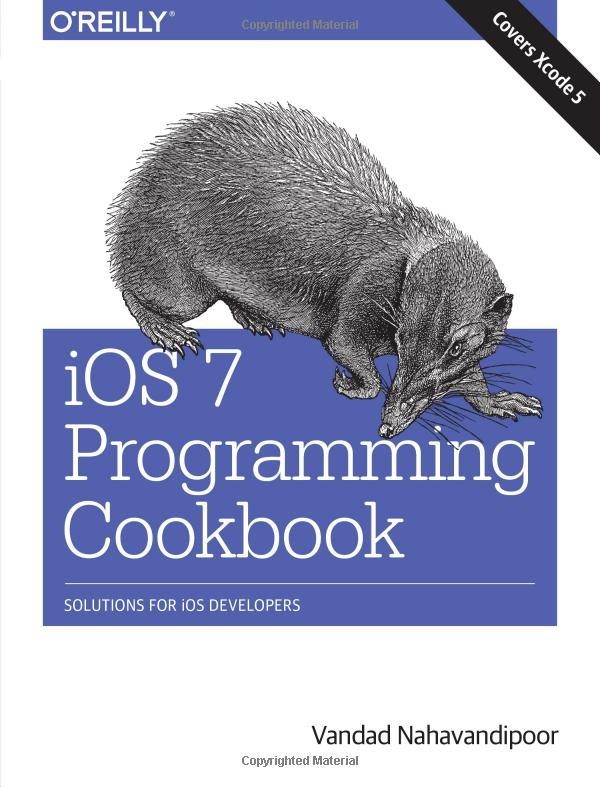 iOS Programming Cookbook