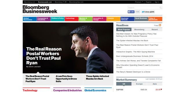 Businessweek   Business News  Stock market   Financial Advice