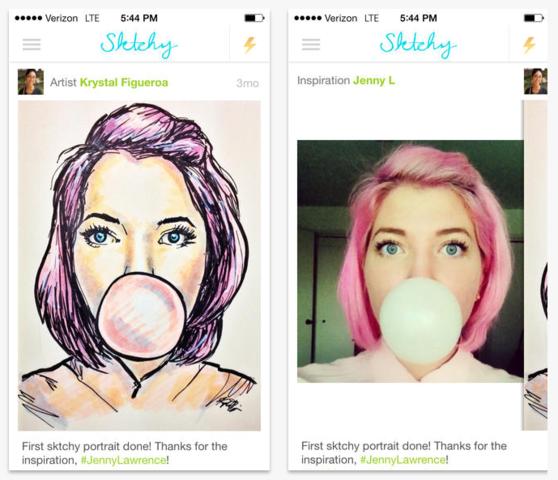 Sktchy - Share photos. Inspire artists