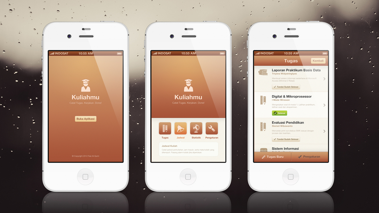 Blog iphone and ios app ui design templates part 2 Architecture designing app