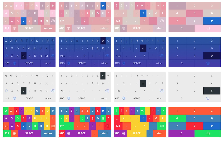 Cool Keys – iOS 8 Custom Keyboard
