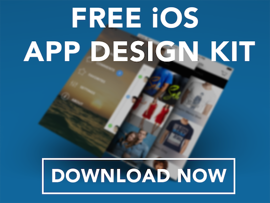 ios app design kit