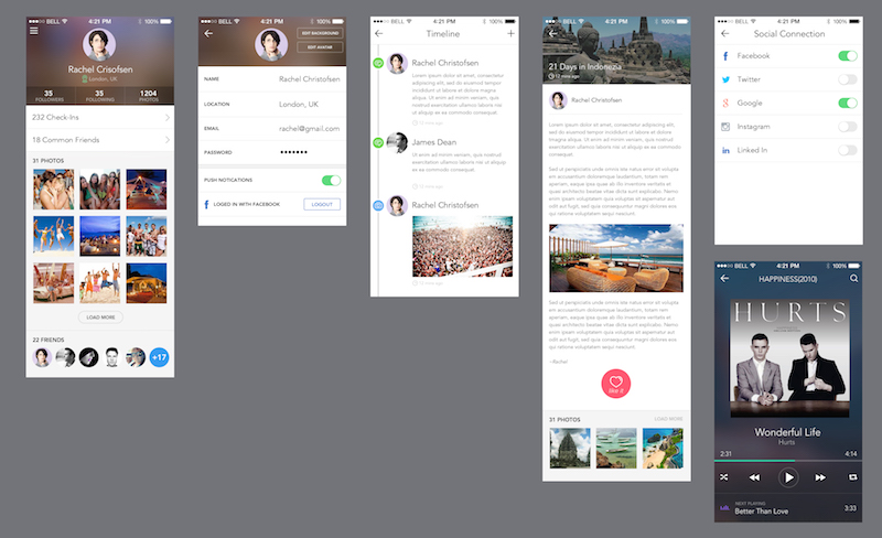 You Probably Have These Types Of Screens In Your App Here S How To Make Them Look Good So Your User Stays In Your App Longer And Engages More
