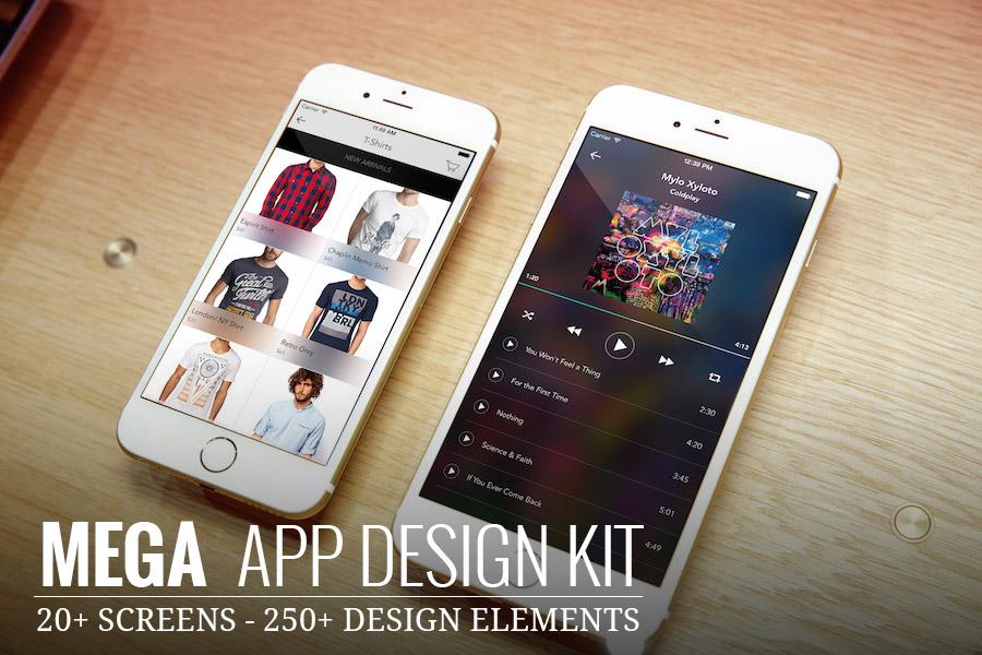 ui design gallery