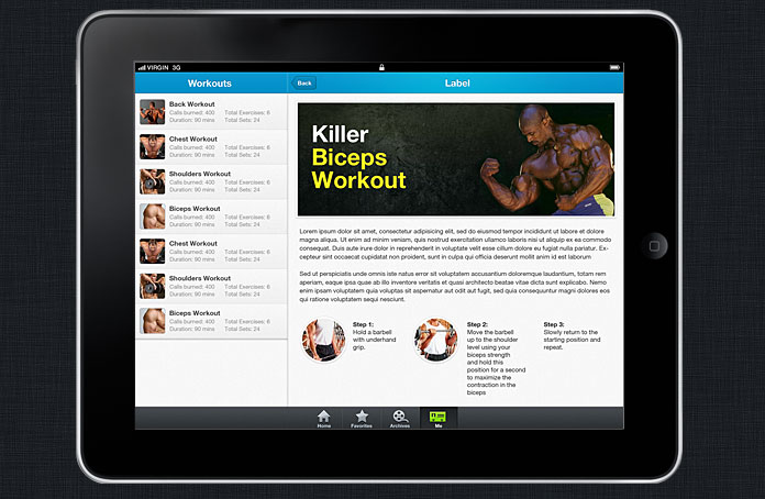 Free Fitness Apps For Ipad Workout Everydayentropy Com