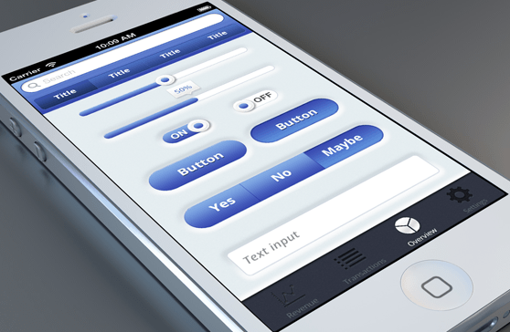 MoneyTrack - App Design Vault