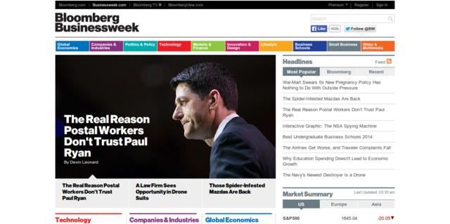 Businessweek   Business News  Stock market   Financial Advice