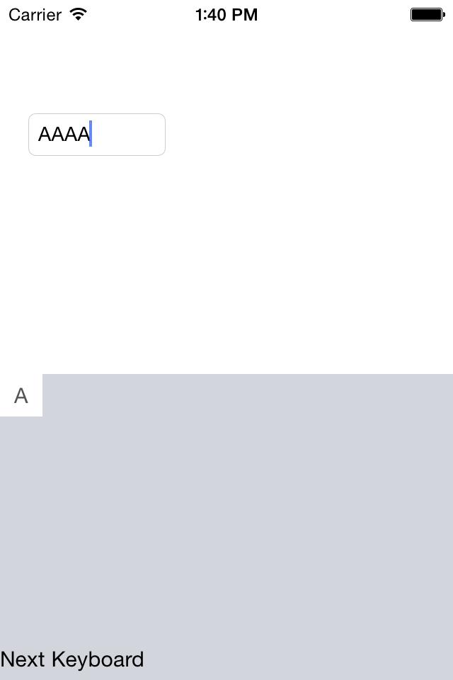 iOS 8 Custom Keyboard Tutorial: How to Create A Third-Party